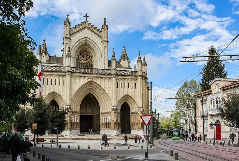 vitoria_sights_kathedraal_María_Inmaculada