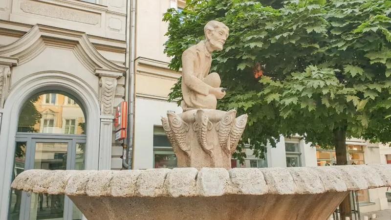 Brandenburg-an-der-Havel-bezienswaardigheden-fritze-bollemann-fontein