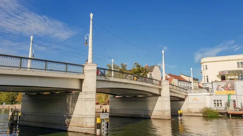 Brandenburg-an-der-Havel-bezienswaardigheden-millenniumbrug
