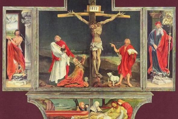 Altare di Isenheim