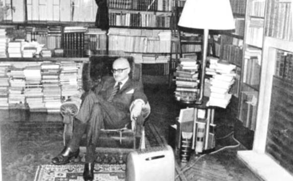 Aforisma Nicolás Gómez Dávila