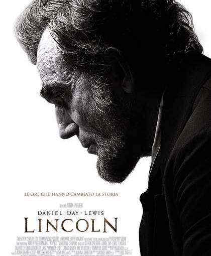 Lincoln di Steven Spielberg