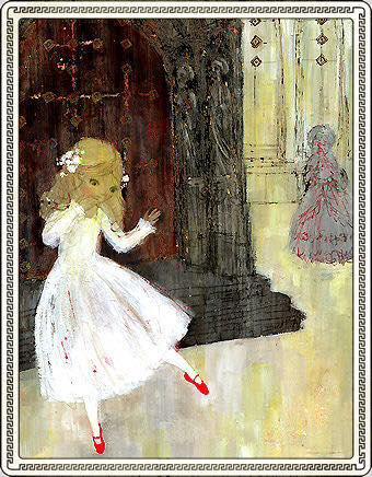 Scarpette rosse, di Hans Christian Andersen