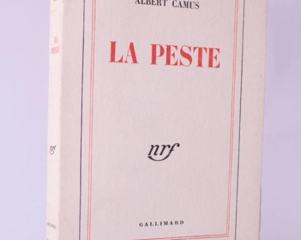La Peste, di Albert Camus