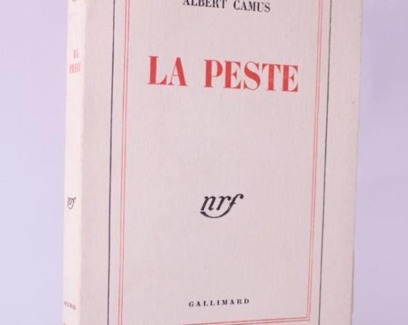 La Peste, di Albert Camus