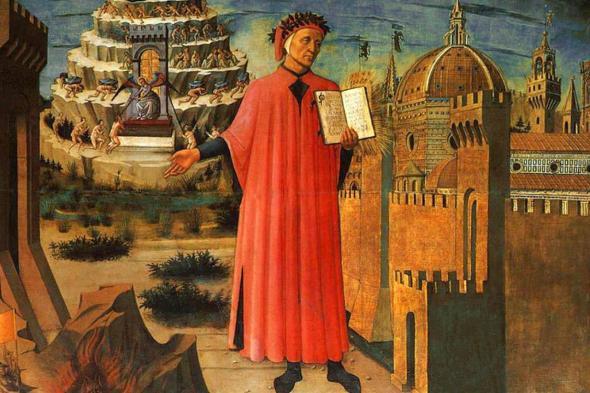 Dante, Commedia. Caratteri generali