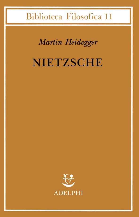 Nietzsche di Martin Heidegger