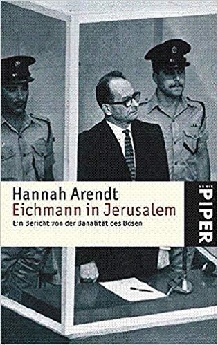 Hannah Arendt Eichmann