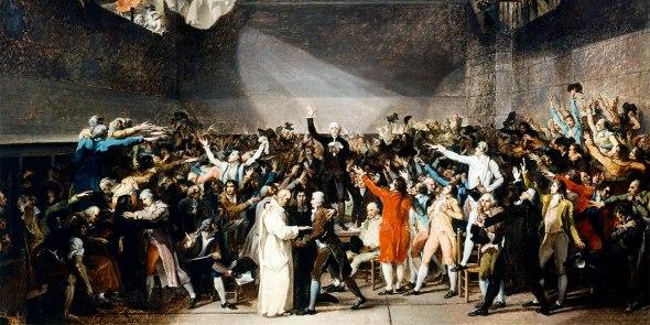 Rivoluzione francese. seconda parte