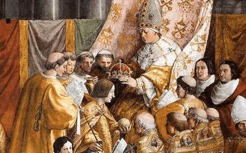 Carlo Magno e l'Impero carolingio