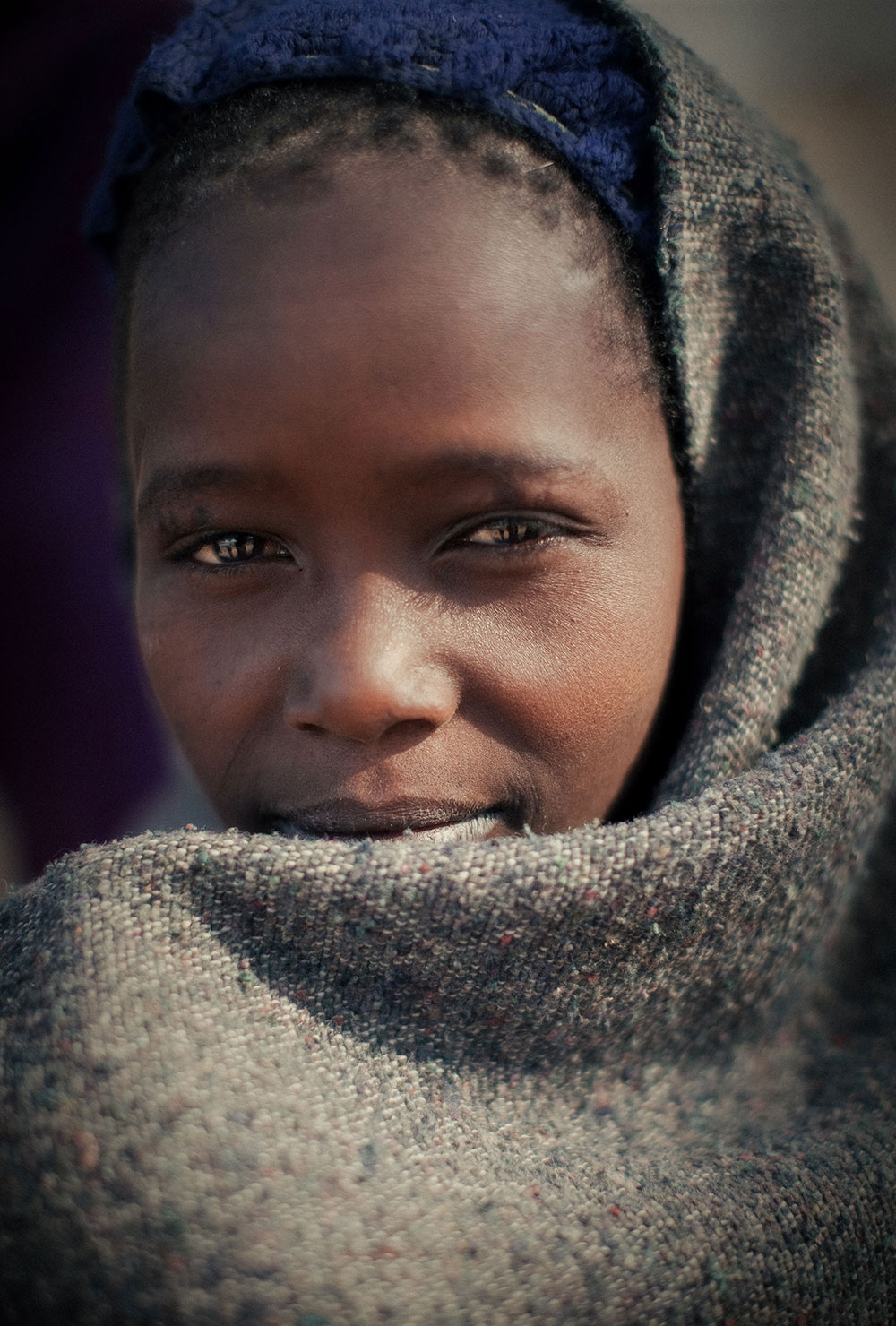 east africa girl