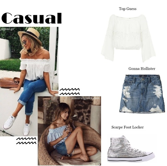 1 casual