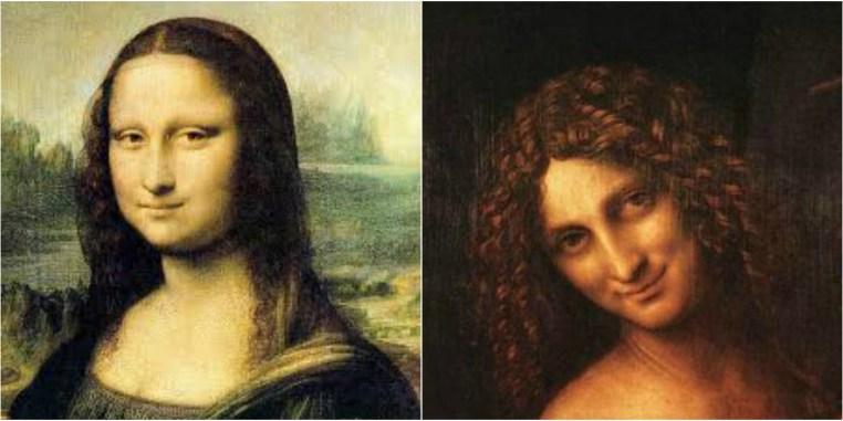 Lisa and Salai