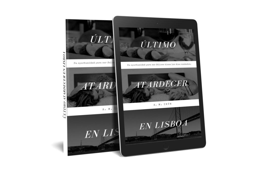 Novela erótica lésbica: Último atardecer en Lisboa