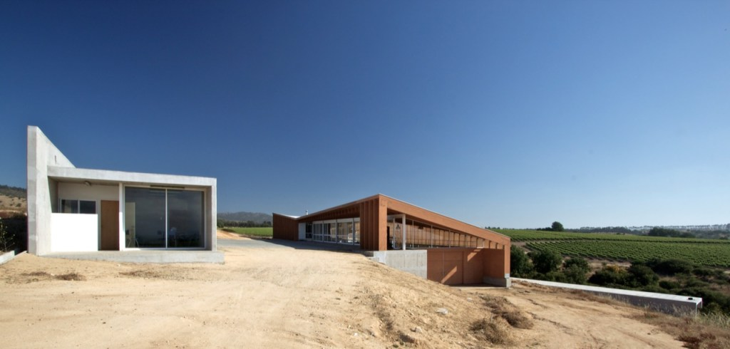 Ventolera Winery by Francisco Izquierdo