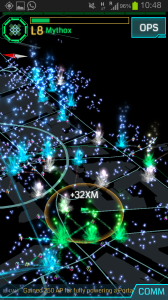 Google Ingress in Oslo
