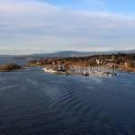 Norwegen Oslo Küste