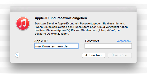 passwortabfrage-in-itunes