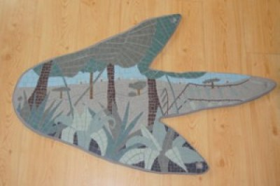 Mosaics by Ruth Wilkinson