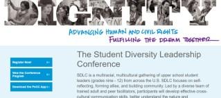 NAIS 2016 Student Diversity Leadership Conference (SDLC 2016)