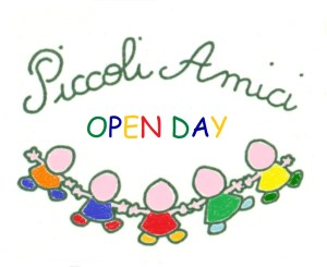 LOGO colorato openday