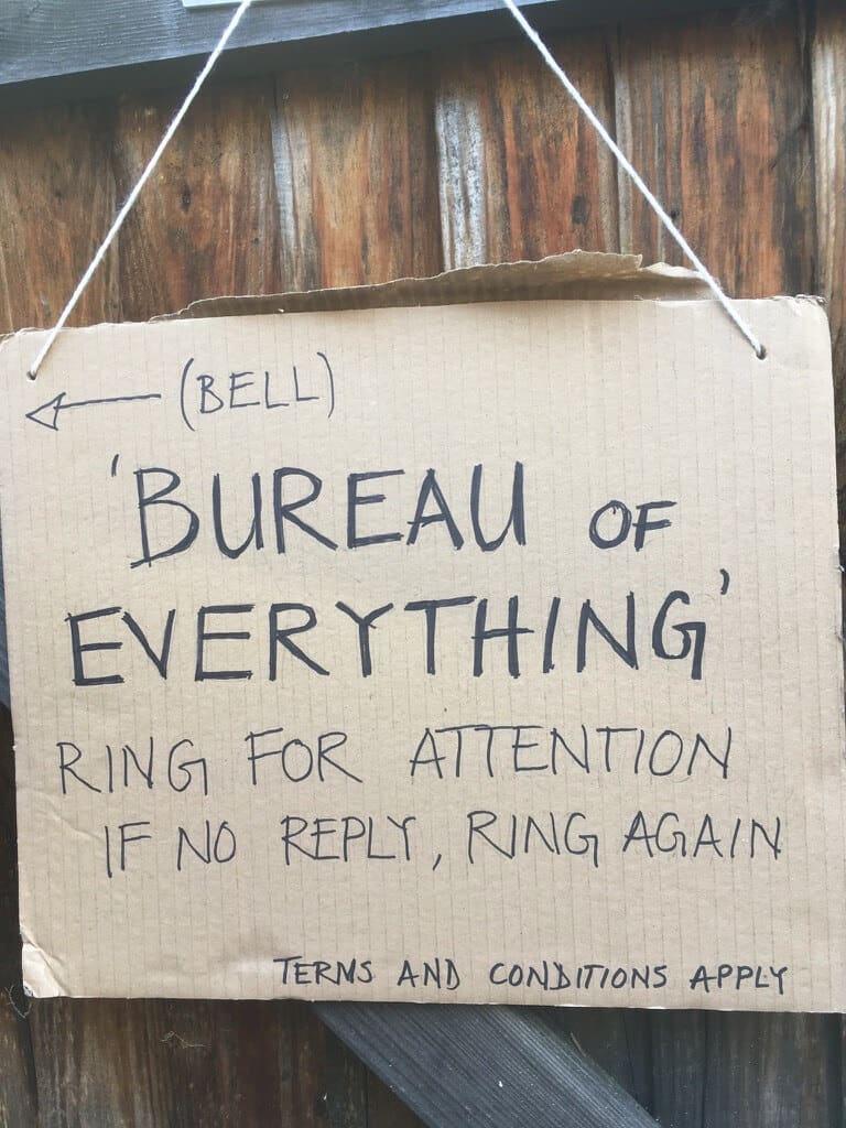 Bureau of Everything sign_2630