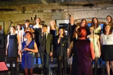 Suwałki Gospel Choir istnieje już 5 lat - fotorelacja z jubileuszu Niebywałe Suwałki 27