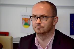 Na zdj. Bartosz Sokół, były prezes PNTPW.