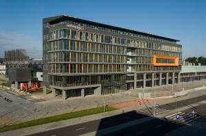Centrum wystawienniczo-kongresowe Amberexpo - tu odbywa się konferencja infoShare (zdj. oficjalna strona wydarzenia).