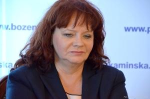 Na zdj. prof. Barbara Kudrycka.