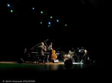 Marcin Wasilewski Trio & Joakim Milder w SOK Suwalki, 18.X.2014