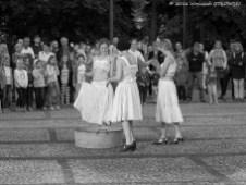 """13.06.2016; Suwalki – park Konstytucji 3 Maja; Wigraszek; Spektakl plenerowy """"Wesele"""" - Teatru Makata. © 2016 Wojciech OTLOWSKI"""