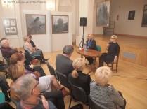15.02.2017; Suwalki; Muzeum Okregowe. Magdalena Grzebalkowska © 2017 Wojciech Otlowski