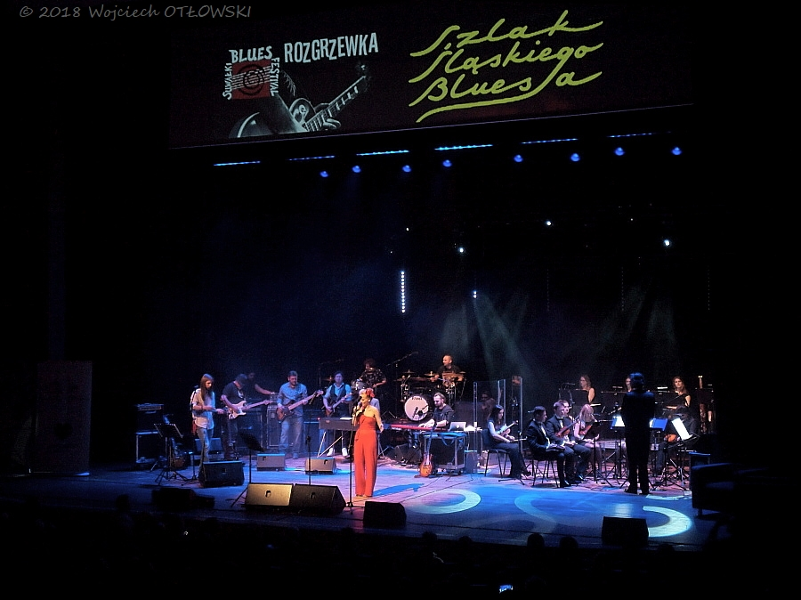 22 III 2018, Suwalki, SOK; Szlak Slaskiego Bluesa – koncertowa Rozgrzewka SBF 2018 © 2018 Wojciech Otlowski