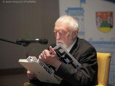 08 V 2018 Suwałki; Hotel Loft; Spotkanie bibliofilskie z prof. A. Strumiłło © 2018 Wojciech Otłowski