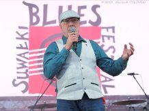 08 VII 2018, Suwalki Blues Festival 2018 , Jan Chojnacki zapowiada koncert Organka © 2018 Wojciech Otlowski