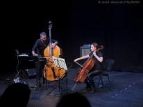25 X 2018, Suwalki, SOK- Sala Kameralna; koncert duetu LowBow © 2018 Wojciech Otlowski