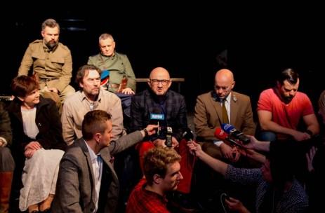 Obława w Teatrze Dramatycznym w Białymstoku
