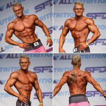 Myszkowski mistrz Polski w fitness