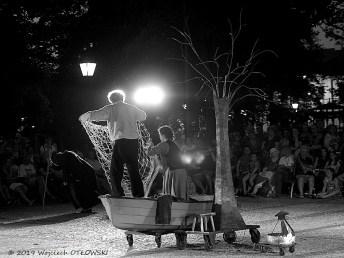 WIGRASZEK spektakl plenerowy Remus