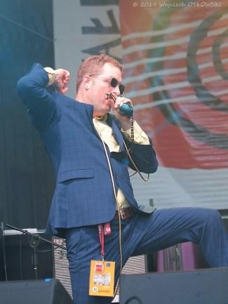 12 VII 2019, Suwalki Blues Festival 2019; koncerty glowne – scena w parku; The Cash Box Kings © 2019 Wojciech Otlowski