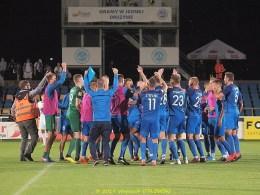07 IX 2019; Suwałki - Stadion Miejski; I liga, Wigry - Puszcza N 2:3 © 2019 Wojciech Otłowski