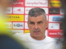07 IX 2019; Suwałki - Stadion Miejski; I liga, Wigry - Puszcza N 2:3 - Adam Fedoruk © 2019 Wojciech Otłowski