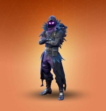 Raven Fortnite