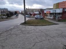 Ulica Paca Suwałki Remont
