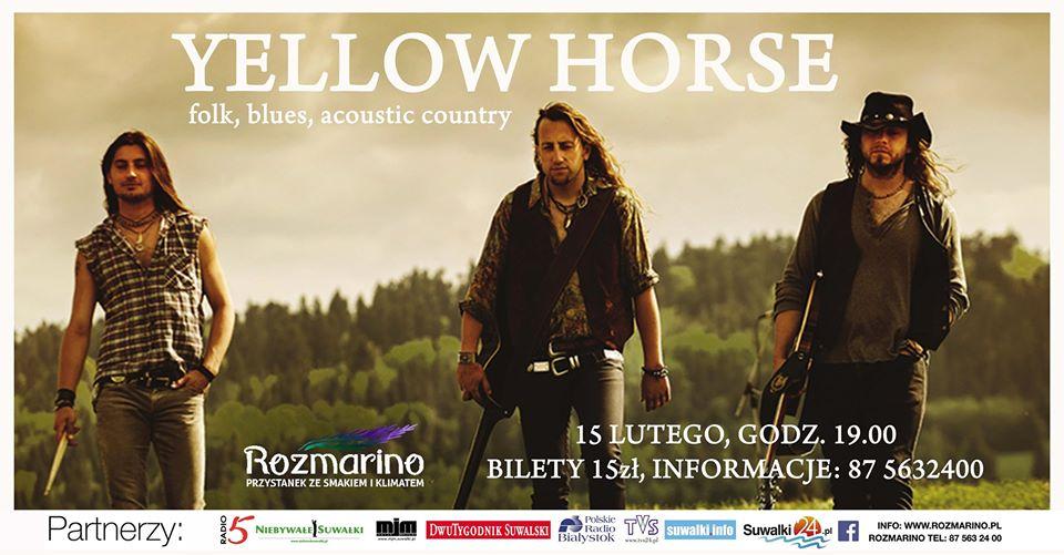 Yellow Horse Suwałki Rozmarino