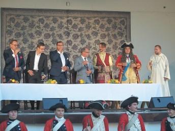 15 VIII 2020 , Obchody 300-lecia Miasta Suwałki - Park Konstytucji 3 maja © 2020 Wojciech Otłowski