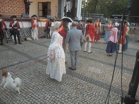 15 VIII 2020 , Obchody 300-lecia Miasta Suwałki - Park Konstytucji 3 maja; © 2020 Wojciech Otłowski