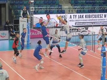 23 X 2020; Suwałki Arena; PlusLiga; Ślepsk Malow - VERVA Warszawa ORLEN Paliwa 1:3 © 2020 Wojciech Otłowski