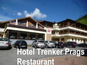 HOTEL Trenker Restarurant